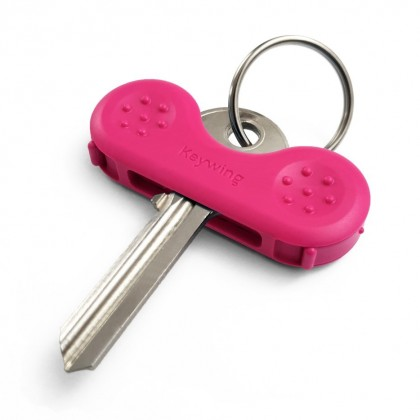 Keywing v2 - The Key Turner - Fuscia Pink