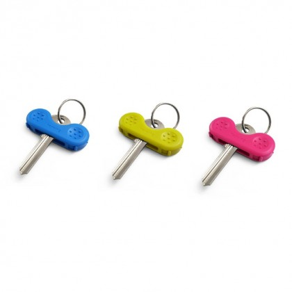 Keywing v2 Triple Pack - The Key Turner - Multi Colour