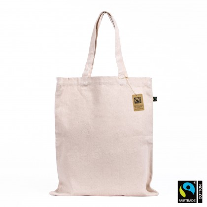 Fairtrade & Organic Canvas Tote