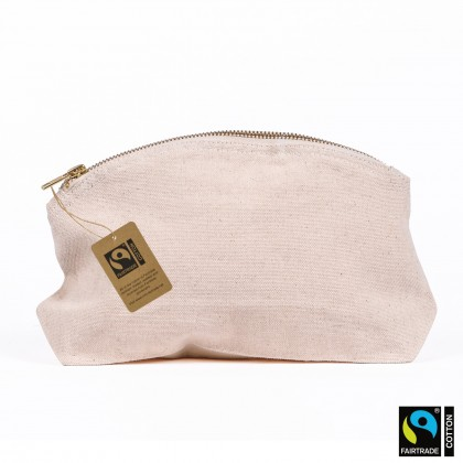 Fairtrade & Organic Makeup Bag