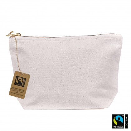Fairtrade & Organic Toiletry Bag