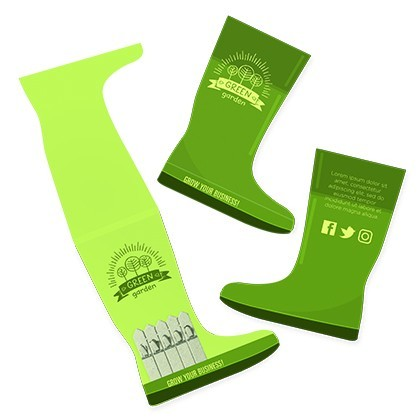 Wellington Boot seedstick