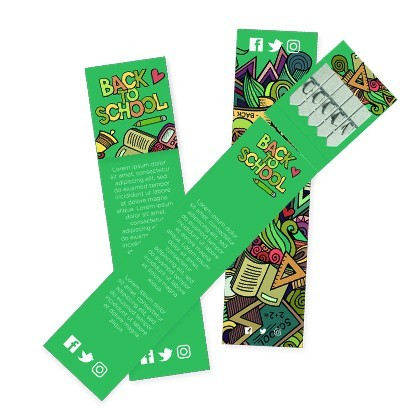 Bookmark seedstick