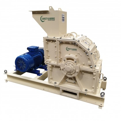 Christy Turner Pulverizer Hammer mill