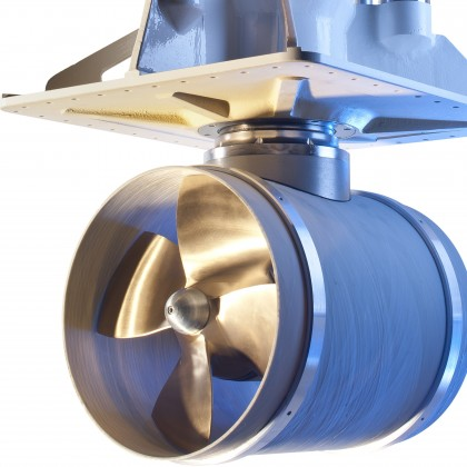 Clements Thruster Propellers