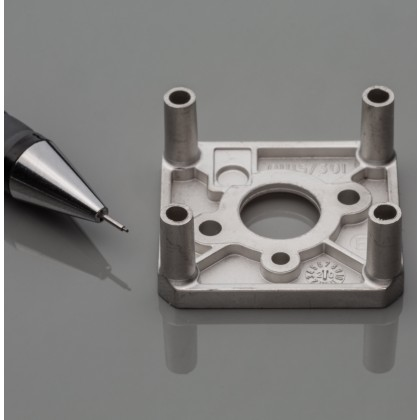 Metal Injection Moulding (MIM)