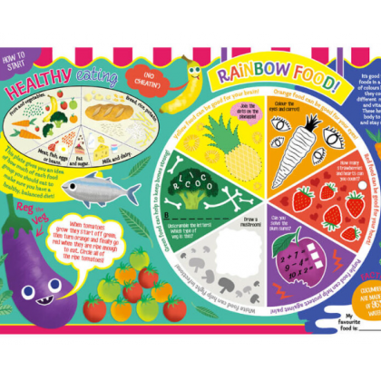 Colour Heroes Activity Sheets