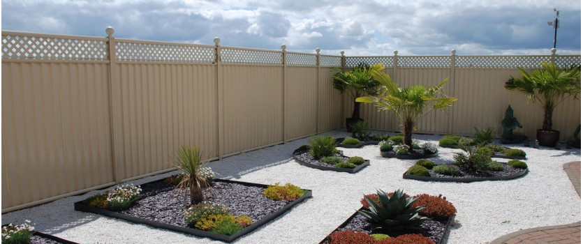 ColourFence Garden Fencing