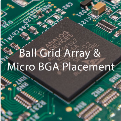 BGA Placement & Inspection