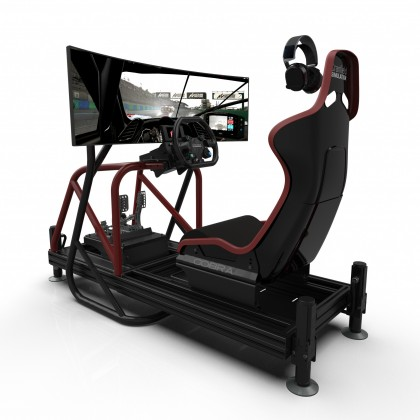 GFQ Simulator (Motorsport / Racing Sim / eSports / Driver Training / Luxury Gaming)