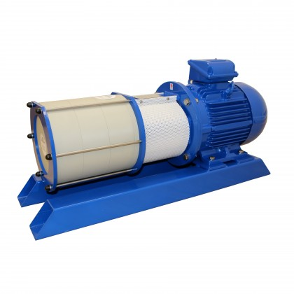 PPM Plastic Mechanically Sealed Multi Stage Pump