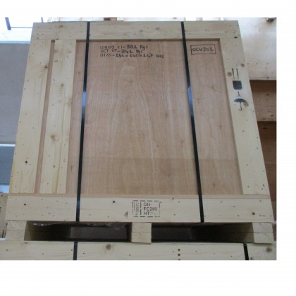 ISPM15 Plywood export packing case.  Timber / Plywood case