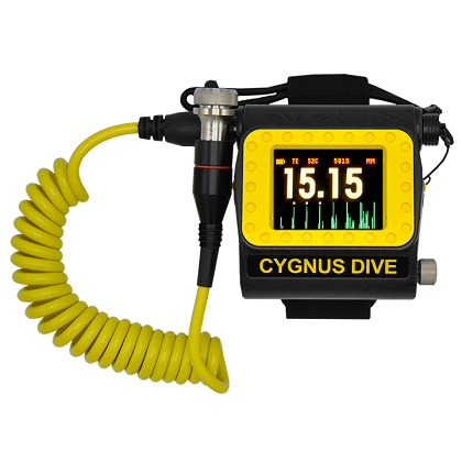 Cygnus DIVE Ultrasonic Thickness Gage