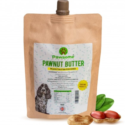 'Pawnut Butter' - Peanut Butter for Dogs