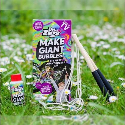 My First Giant Bubble Kit