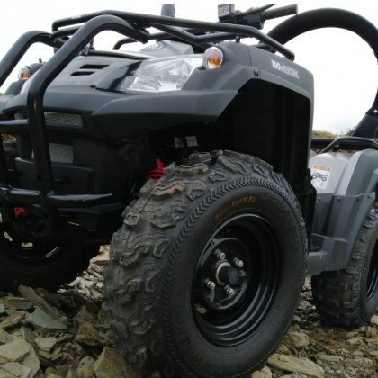 Li Ion Pure E-ATV