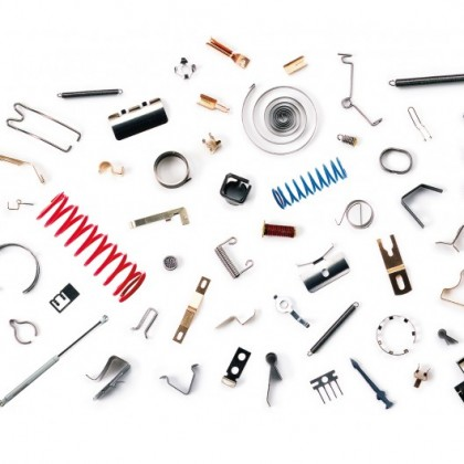 Compression, Torsion & Tension Springs, Wire Forms, Pressings & Stampings