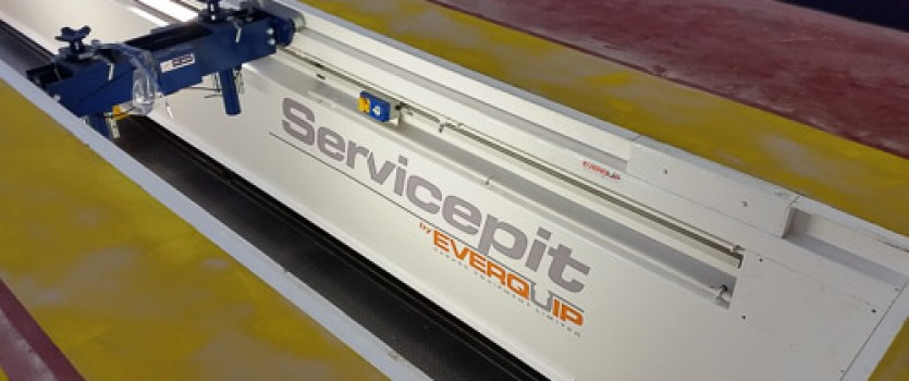 Everquip Garage Equipment Ltd