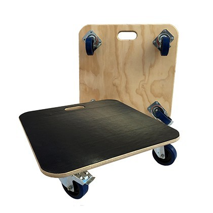 Evo Standard Heavy-Duty Wooden Furniture Skate / Dolly
