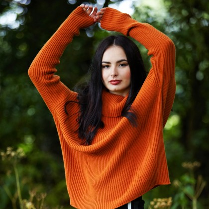 Ryton Roll Neck Jumper