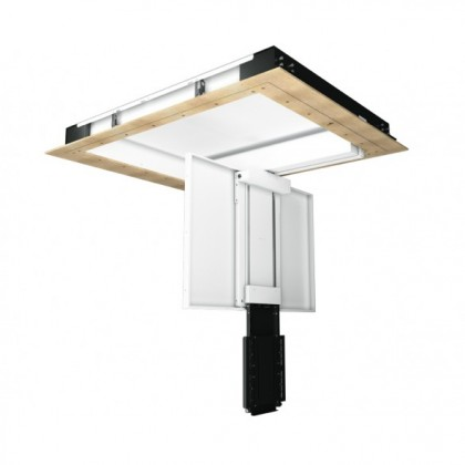 CHRST | In-Ceiling Hidden TV Mount