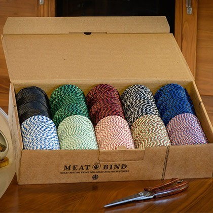 Henry Winning Butchers No.5 String/Twine Selection Box