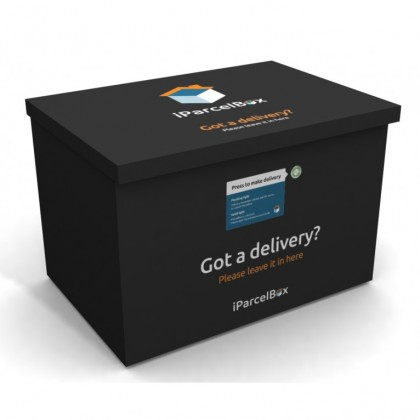 iParcelBox - smart parcel delivery box