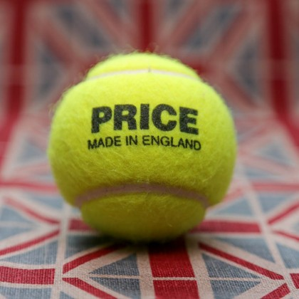 Print Your Logo on to Coloured Tennis Balls