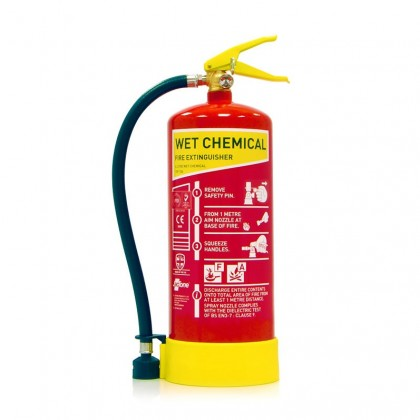 Premium Range Wet Chemical Fire Extinguisher