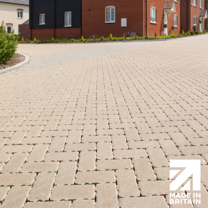 Priora Permeable Block Paving