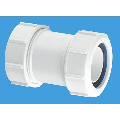 "T28M   -   1 1/2"" Multifit straight connector"