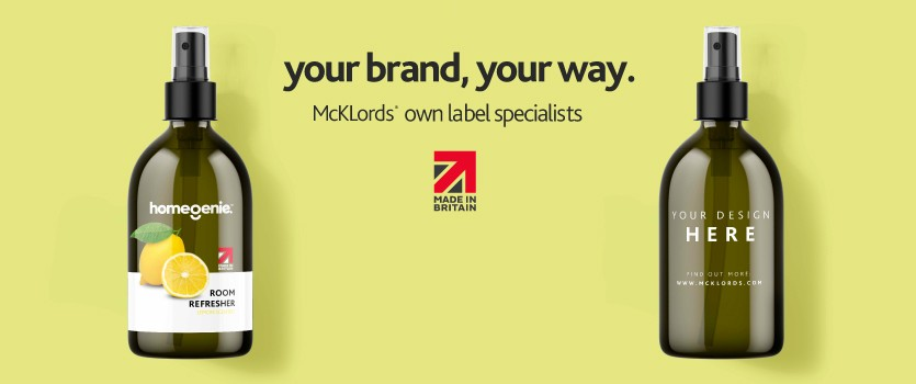 McKLords Chemical Manufacturer