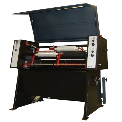 Alpha III Semi-Automatic  Slitter \ Rewinder for films