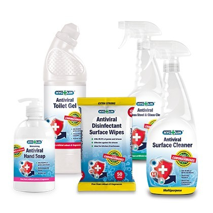 Hycolin Antiviral Disinfectants
