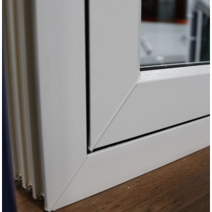 UPVC Flush Windows