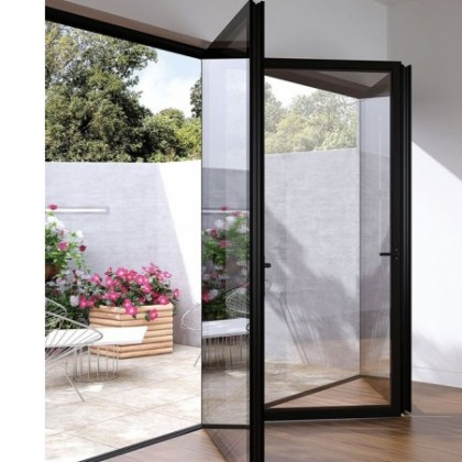 Glass Bi-Fold Doors