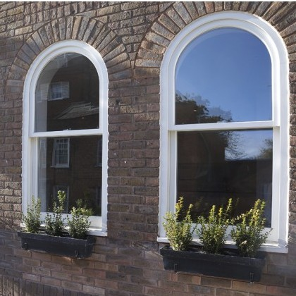 Spring Sash Window