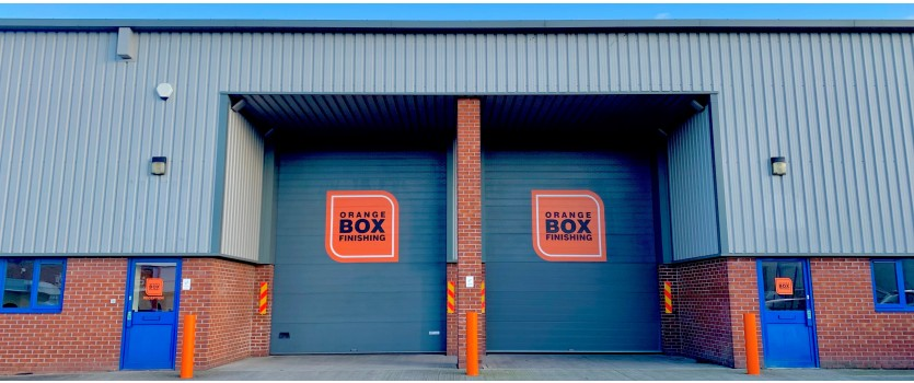 Orange Box Finishing Ltd