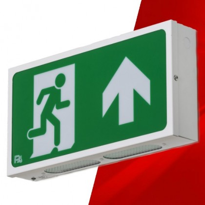 Beta Emergency Exit Sign