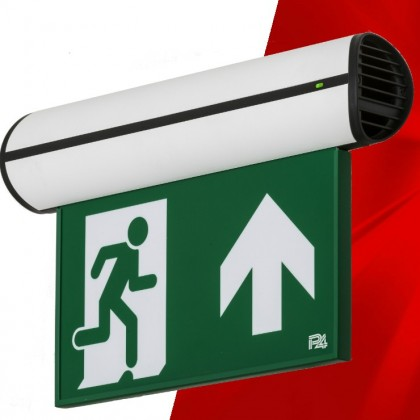 Pi Emergency Exit Sign