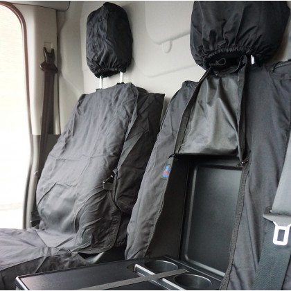 Tailored & Semi-tailored Van Seat Covers