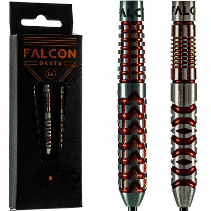 FALCON DARTS™ F1 F2 Tungsten Darts Coated Tungsten Dart Barrels