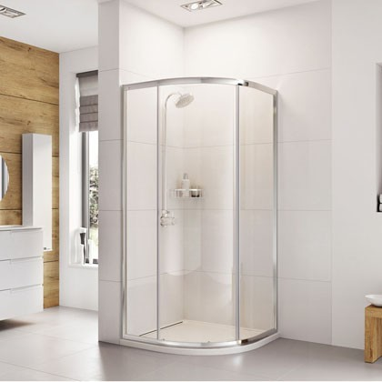 Haven One Door Quadrant Shower Enclosure