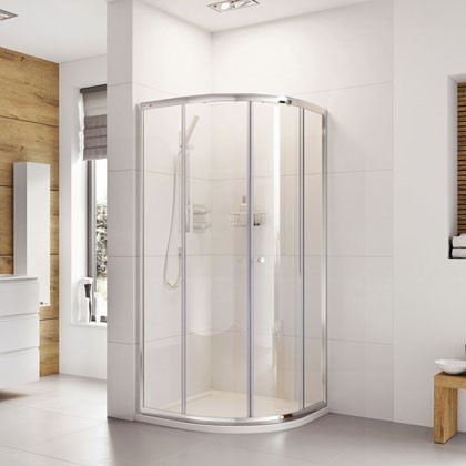 Haven Two Door Quadrant Shower Enclosure