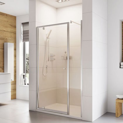 Haven Pivot Door Shower Enclosure
