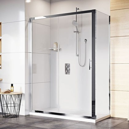 Innov8 Sliding Door Shower Enclosure