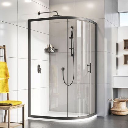 Innov8 Curved Quadrant Shower Enclosure