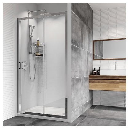 Haven8 Sliding Door Shower Enclosure