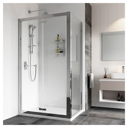 Haven8 Bi-Fold Door Shower Enclosure