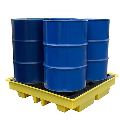 Low Profile Drum Spill Pallet - BP4L